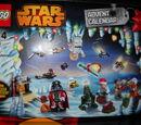 Чак2603/Обзор: Lego Star Wars 75056 Advent Calendar 2014