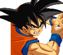 Goku/CHOUJIN's version