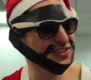 Racist Santa