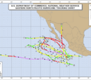 1995 Pacific hurricane season
