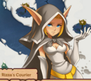 Rizza's Courier