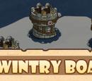 Wintry Boar