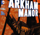 Arkham Manor Vol 1 3