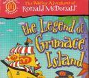 The Legend of Grimace Island