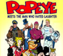 DYNAMITE COMICS: The Man Who Hated Laughter