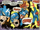 Steve Rogers (Earth-616) being transformed into the Red Skull in Captain America Vol 1 115.png