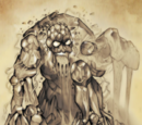 Earth Release: Forest Golem
