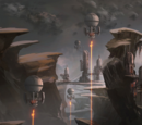 Battle of Infamous Fallen (Chiss Ascendancy-Galactic Alliance War)