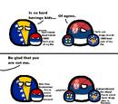 Countyballs of Croatiaball