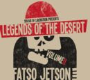 Legends of the Desert Volume II (Tour)
