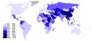 Press Freedom Index 2010 Map.png