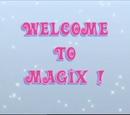 Bem-vindos a Magix!