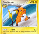 Raichu (POP Series 9 TCG)