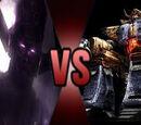 Galactus vs. Unicron