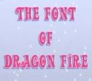 O Recipiente do Fogo do Dragão