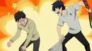 Rin golpea a Yukio.png