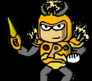 Cheyser the Cavelazer Blast/My Robot Masters & Mavericks