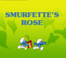 Smurfette's Rose/Gallery