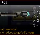 Shock Rod