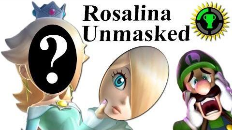 Game Theory Rosalina UNMASKED pt. 1 (Super Mario Galaxy)