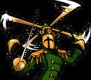 Propeller Knight/Galería