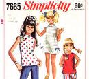Simplicity 7665 A