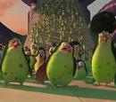 Mutated Penguins