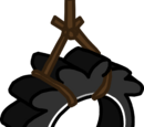 Puffle Tire Swing