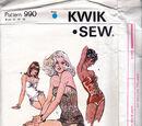 Kwik Sew 990
