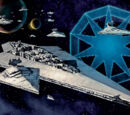帝国の艦隊