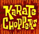 Karate siekacze