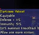 Darkness Helmet
