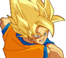 Super Saiyan Goku/CHOUJIN's version