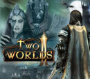 Two Worlds II Weapons