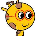 Geoff Giraffe