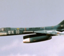 UN10 Fighter Jet