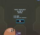 Test Subject Blue 2 Demo