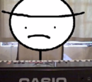 Sheldon & Mr. Randoms Play the Piano