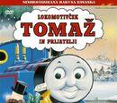Thomas and the Christmas Tree (Slovenian DVD)
