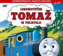 Thomas and Conductors (Slovenian DVD)