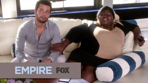 "Close Up Gabourey Sidibe as ""Becky Williams"" EMPIRE"