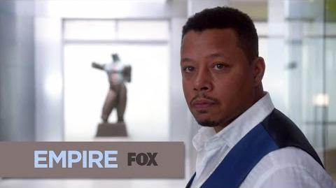 Close Up Terrence Howard Lucious EMPIRE