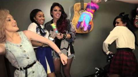 5 DAYS TO GO Little Mix 'How Ya Doin'? Video