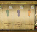 The Order's robes