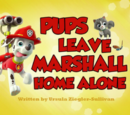 Pups Leave Marshall Home Alone's Pages