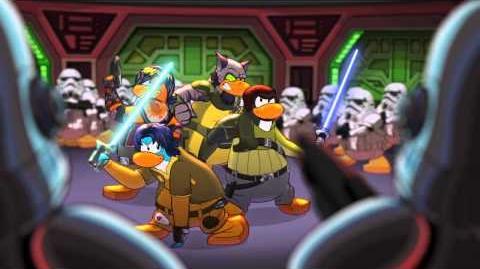 Star Wars Rebels Takeover Commercial On Disney Channel