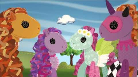Lalaloopsy Ponies The Big Show Trailer