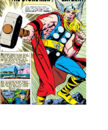 Thor Odinson (Earth-616) Donald Blake transforms into Thor for the first time in Journey into Mystery Vol 1 83.jpg