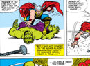 Thor Odinson (Earth-616) battles the Hulk from Journey into Mystery Vol 1 112.jpg