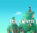 It's a Winter Never Land!